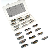 Camber and Alignment Kit - Camber Bolt, Direct Fit Front