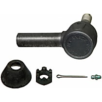 Tie Rod End - Front or Rear Passenger Side, Outer, Sold individually