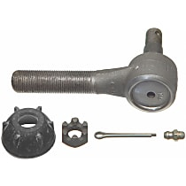 Tie Rod End - Sold individually Front or Rear Driver or Passenger Side, Outer