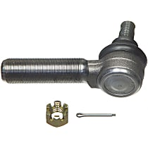 Tie Rod End - Front or Rear Driver Side, Outer