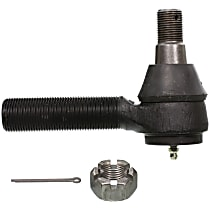 Tie Rod End Front or Rear Driver Side