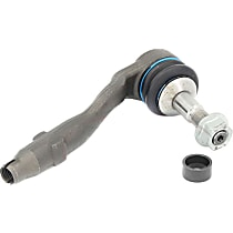 Tie Rod End - Sold individually Front or Rear Driver Side, Outer