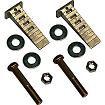 Camber and Alignment Kit - Wedge, Direct Fit