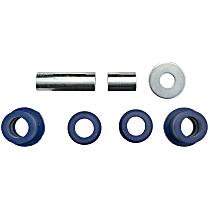K200164 Steering Rack Bushing - Black, Rubber, Direct Fit, Kit