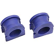 Sway Bar Bushing - Blue, Direct Fit, Kit Front