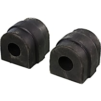 Sway Bar Bushing - Rubber, Direct Fit, Kit