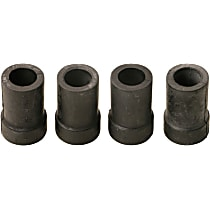 Shackle Bushing - Steel Clad Rubber, Direct Fit