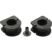 Sway Bar Bushing - Direct Fit, Set of 2 Front To Frame