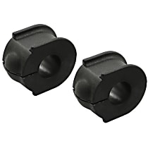 K201318 Sway Bar Bushing - Rubber, Direct Fit, Set of 2