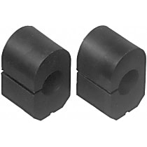 K5241 Sway Bar Bushing - Rubber, Direct Fit, Kit