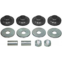 K6092 Strut Rod Bushing - Rubber, Direct Fit, Kit