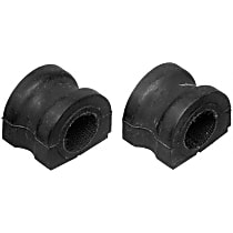 K6400 Sway Bar Bushing - Rubber, Direct Fit, Kit