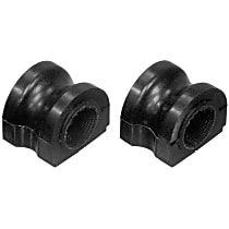 K6401 Sway Bar Bushing - Rubber, Direct Fit, Kit