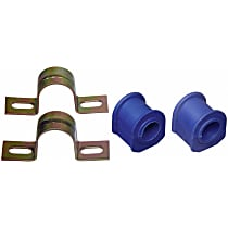 Moog K7302 Sway Bar Bushing - Thermoplastic, Direct Fit, Kit