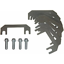 Moog K7332 Camber and Alignment Kit - Camber Shim, Direct Fit