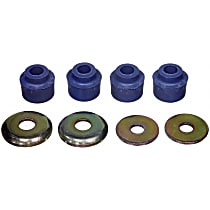 Radius Rod Bushing - Thermoplastic, Direct Fit