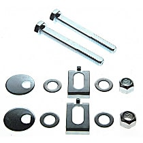 Moog K80087 Camber and Alignment Kit - Camber Bolt, Direct Fit
