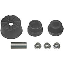 Moog K8634 Strut Mount Bushing - Black, Rubber, Direct Fit, Kit