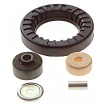 Moog K90404 Strut Mount Bushing - Black, Rubber, Direct Fit, Kit