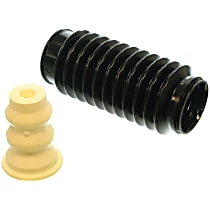 Moog K90461 Shock and Strut Boot - Black, Strut boot, Direct Fit, Sold individually