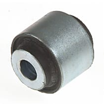 Shock Bushing - Rubber, 1-Piece, Direct Fit, Sold individually Rear, Lower