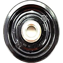Mopar 04792597AA Power Steering Pump Pulley - Black, Direct Fit, Sold individually