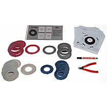 SHIM1C Camber and Alignment Kit - Camber/Toe Shim, Direct Fit