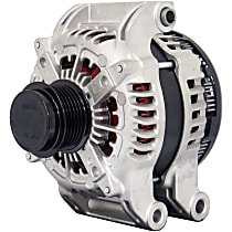10114 OE Replacement Alternator, Remanufactured