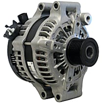 10163 OE Replacement Alternator, Remanufactured