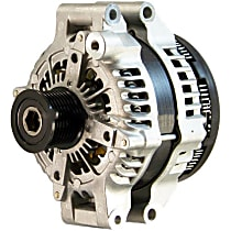 10176 OE Replacement Alternator, Remanufactured