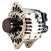 10181 OE Replacement Alternator, Remanufactured