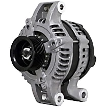 10193 OE Replacement Alternator, Remanufactured