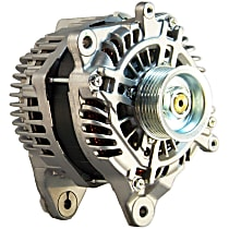 10196 OE Replacement Alternator, Remanufactured