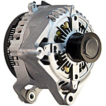 10197 OE Replacement Alternator, Remanufactured