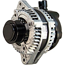 10204 OE Replacement Alternator, Remanufactured