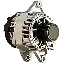 10206 OE Replacement Alternator, Remanufactured