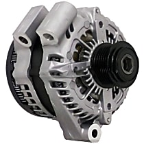 OE Replacement Alternator, Remanufactured