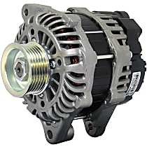 10252 OE Replacement Alternator, Remanufactured