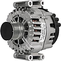 10302 OE Replacement Alternator, Remanufactured