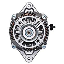 11058 OE Replacement Alternator, Remanufactured