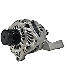 11229 OE Replacement Alternator, Remanufactured
