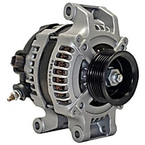 11246 OE Replacement Alternator, Remanufactured