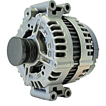 11302 OE Replacement Alternator, Remanufactured