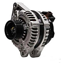 11390 OE Replacement Alternator, Remanufactured