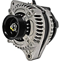 11391 OE Replacement Alternator, Remanufactured