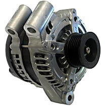 11509 OE Replacement Alternator, Remanufactured