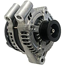 11528 OE Replacement Alternator, Remanufactured