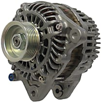 11537 OE Replacement Alternator, Remanufactured
