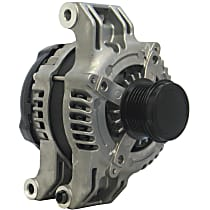 11572 OE Replacement Alternator, Remanufactured