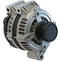 11580 OE Replacement Alternator, Remanufactured